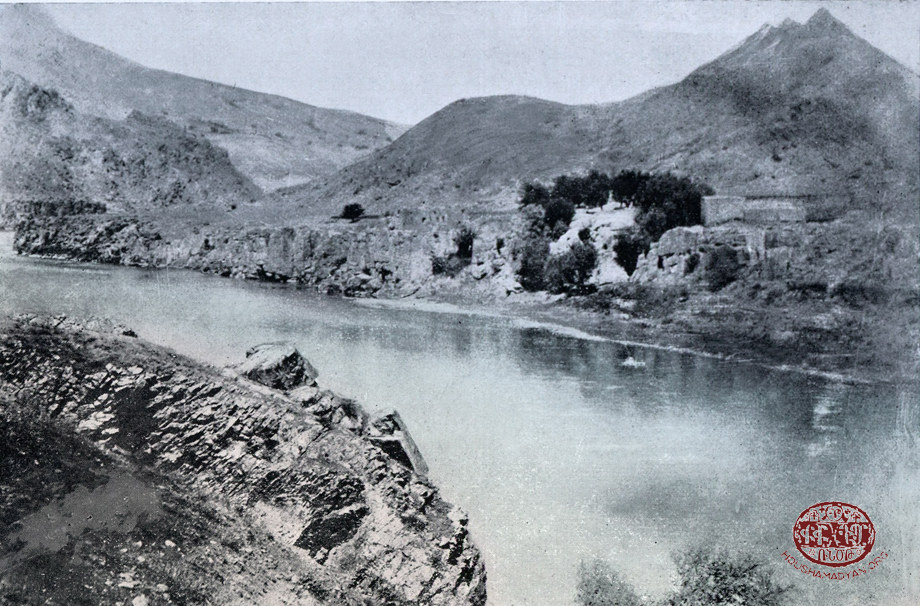 Pertag/Pertek: On the banks of the Eastern Euphrates (Aradzani/Murat)