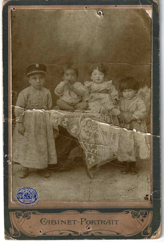 Morenig, Krikoryan ailesinin çocukları