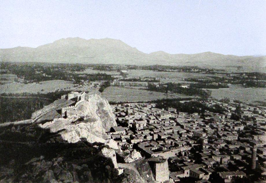 Վան քաղաքը