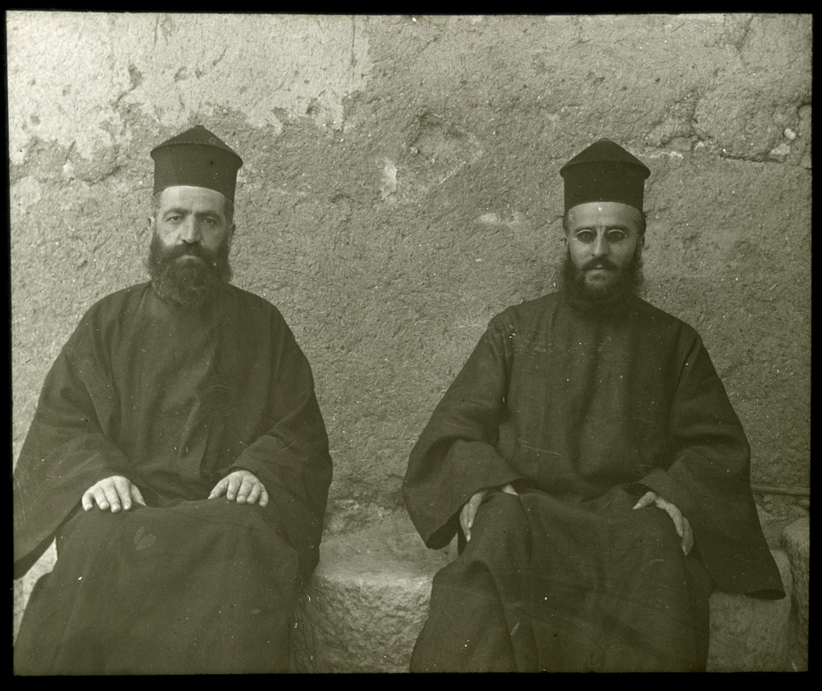 Arapgir: Two Armenian clergy
