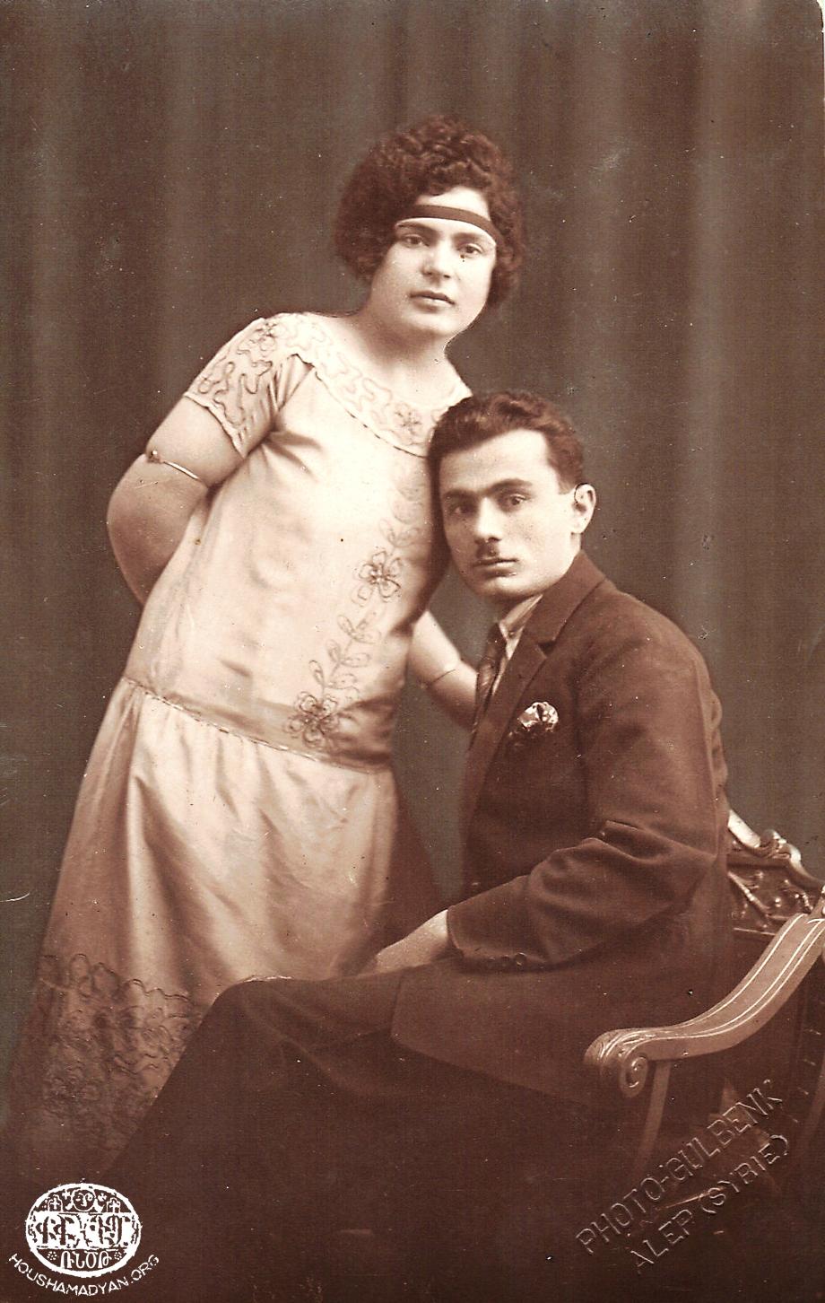 Sis natives Anoush Yaverian and Khachig Yaverian-Mdjrkian