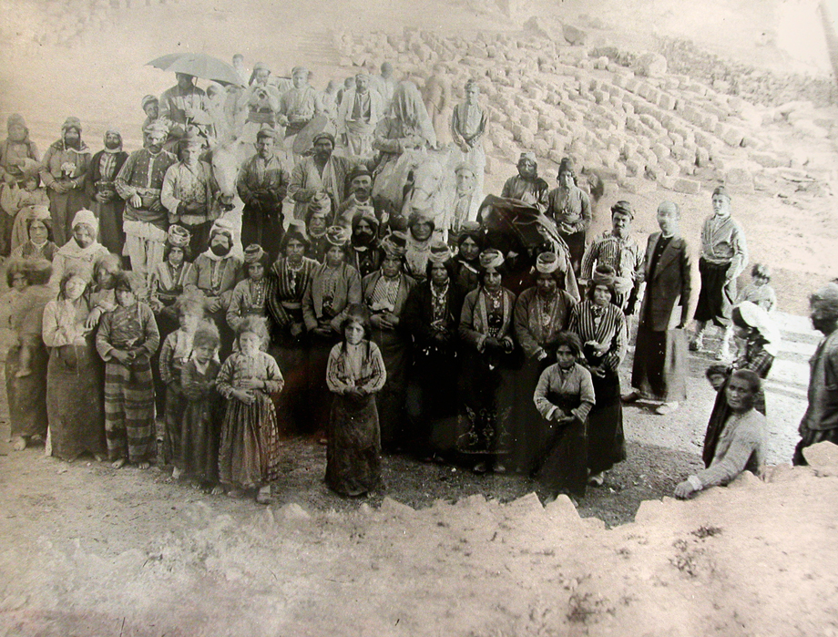 A wedding in the Sivas/Sepasdia region