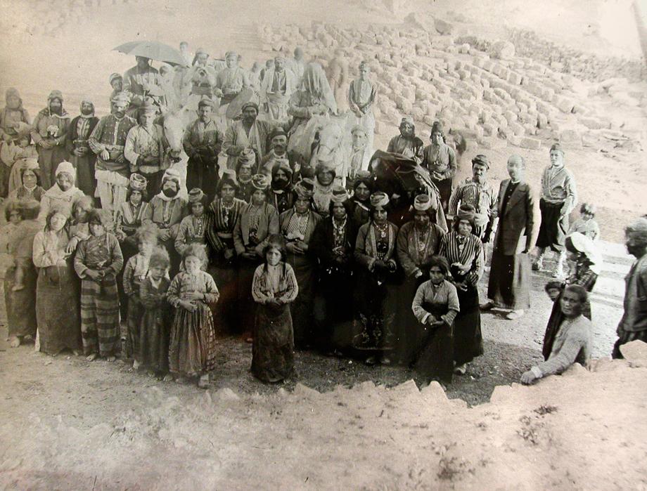 A wedding in the Sivas/Sepasdia region