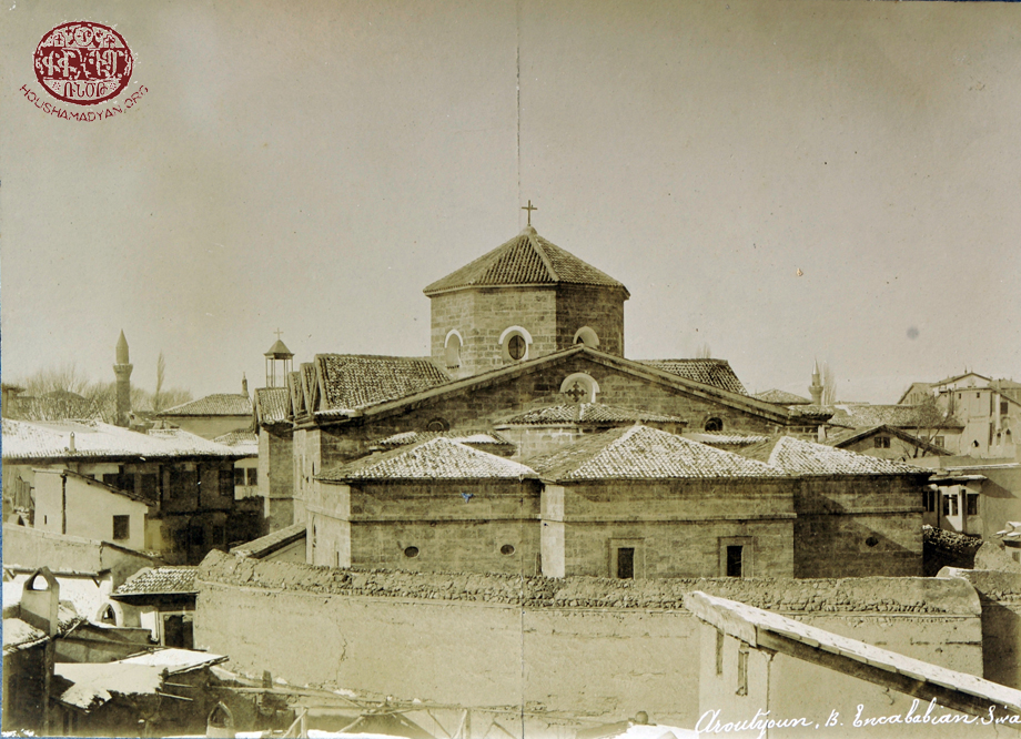 Սեբաստիա. Ս. Աստուածածին տաճարը