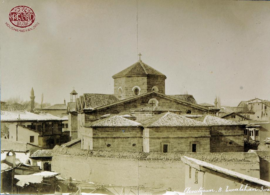 Sivas/Sepasdia: Sourp Asdvadzadzin cathedral