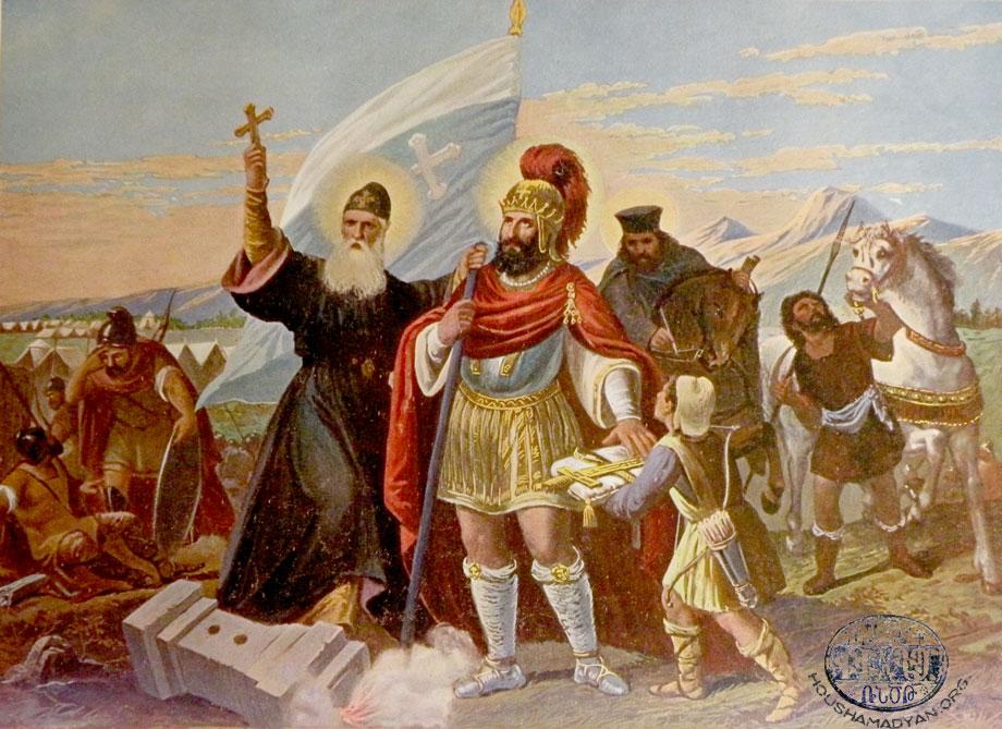 'The heroes of Avarayr'