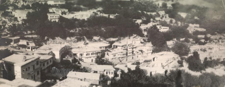 A view from Chmshgadzak