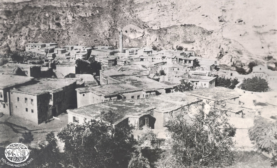 Chmshgadzak: a section of the Kala Mayle neighborhood