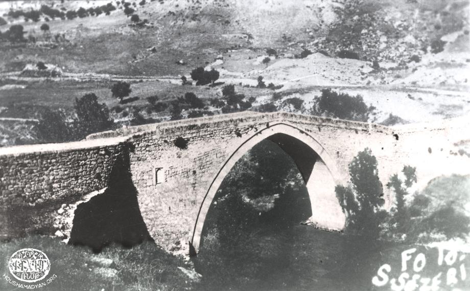 Չմշկածագ քաղաքի վարի կամուրջը