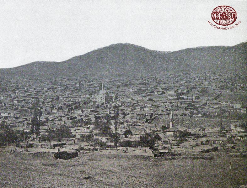 Yozgat: panorama