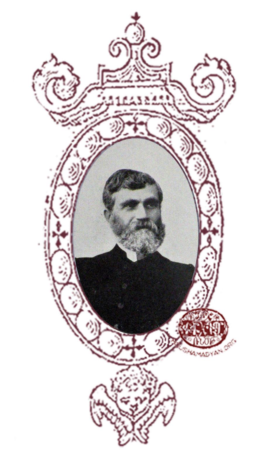 Arakel Bedigian (Kisag)
