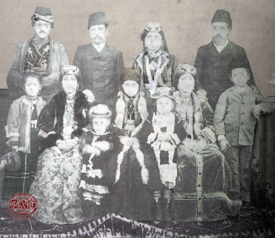 The Sahagian family from Yozgat