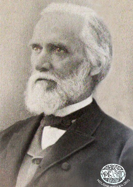 Rev. Herman Barnum