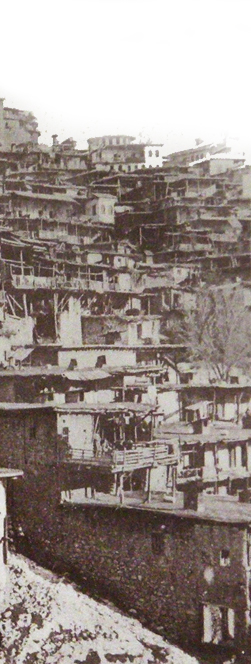 Zeytun: Armenian houses
