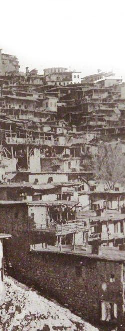 Zeytun: Armenian houses