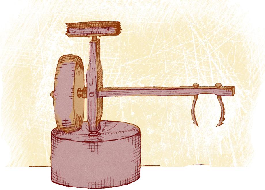Աղօրիքի տեսակ մը, որ տեղական բարբառով կը կոչուի տինկ (Աղբիւր՝ Մ. Ծերօն, op. cit.)