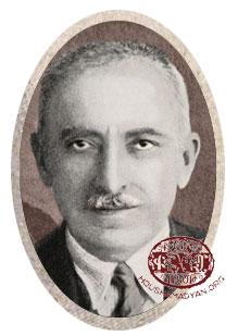 Գէորգ Ահարոնեան