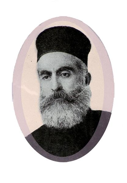 Rev. Ghevont Nahabedian (1853-1941)