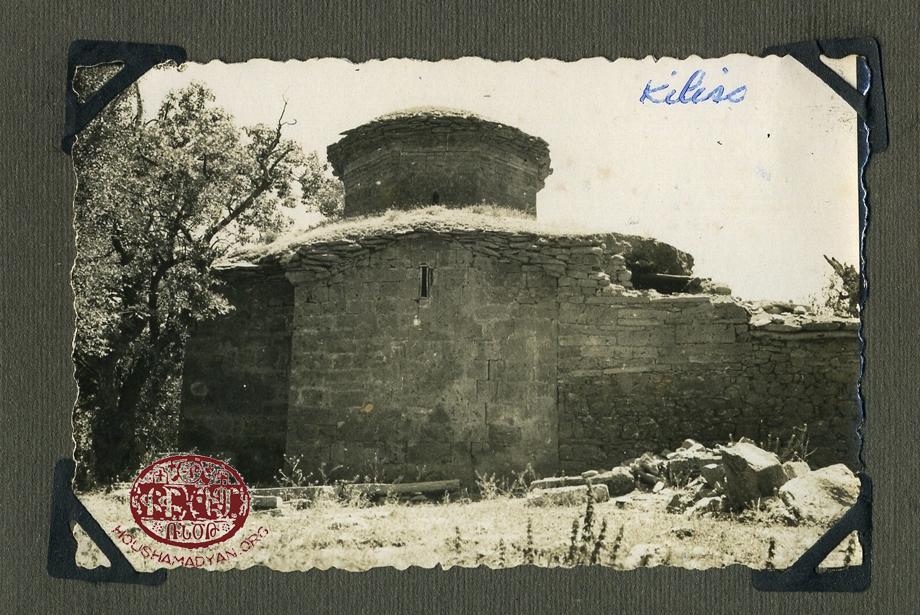 Halvorivank or Sp. Garabed vank, circa 1837-38