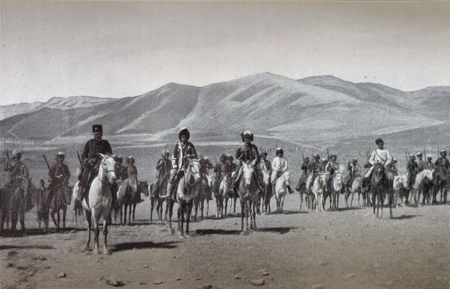 Hamidiye cavalry