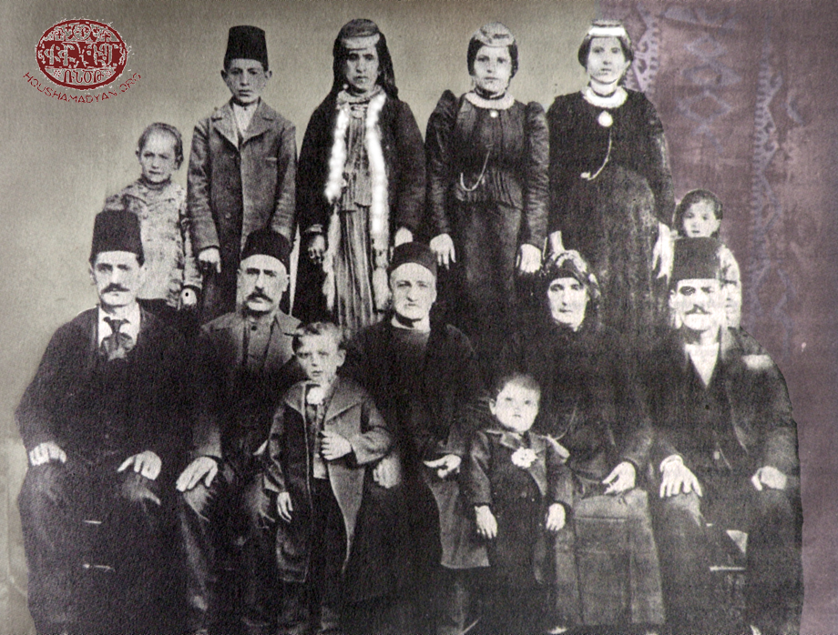 The Barigian family from Yozgat