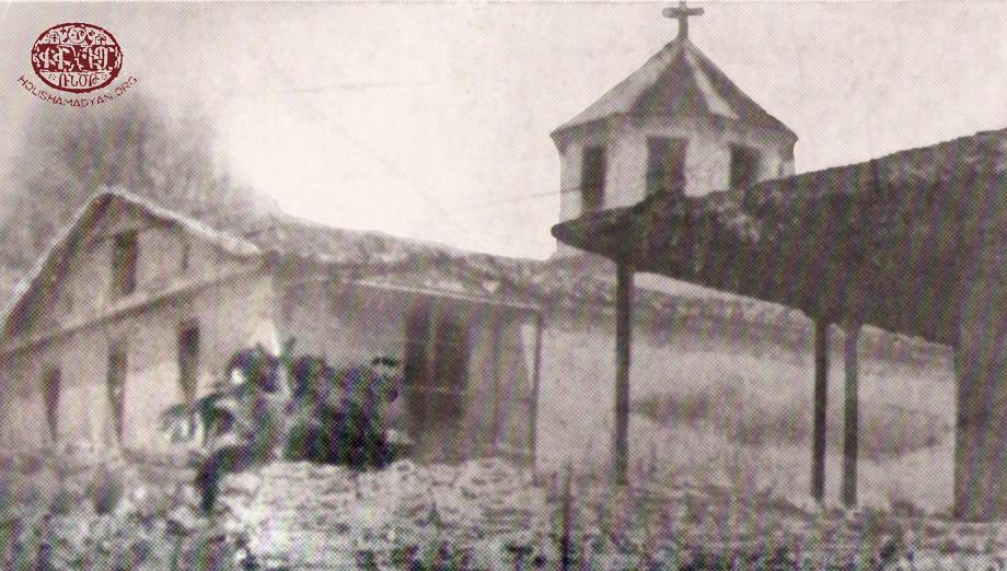 Տէօրթեօլի Ս. Աստուածածին եկեղեցին