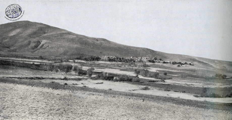 Varin Khokh (present-day Kavaktepe): A general view