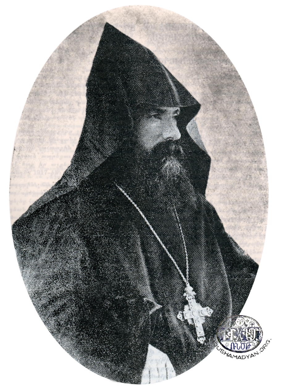 Bishop Nerses Tanielian (1868-1915)
