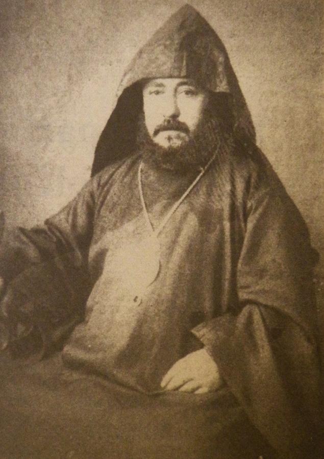Rev Karekin Servantsiantz