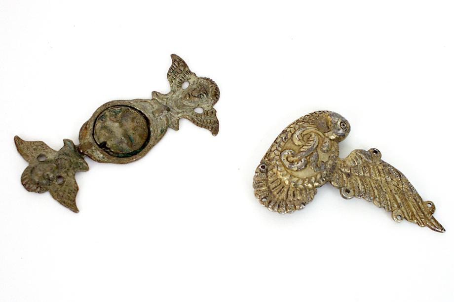 Geçmişte Açabahyan ailesine ait olan kilise takıları, Sis