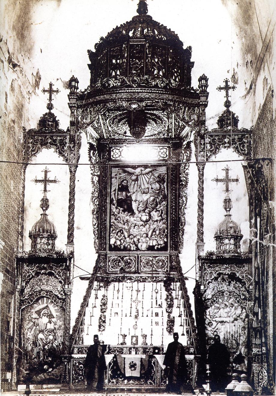 St. Sophia – altar