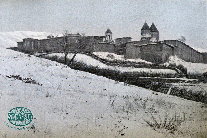 Moush's St Garabed monastery