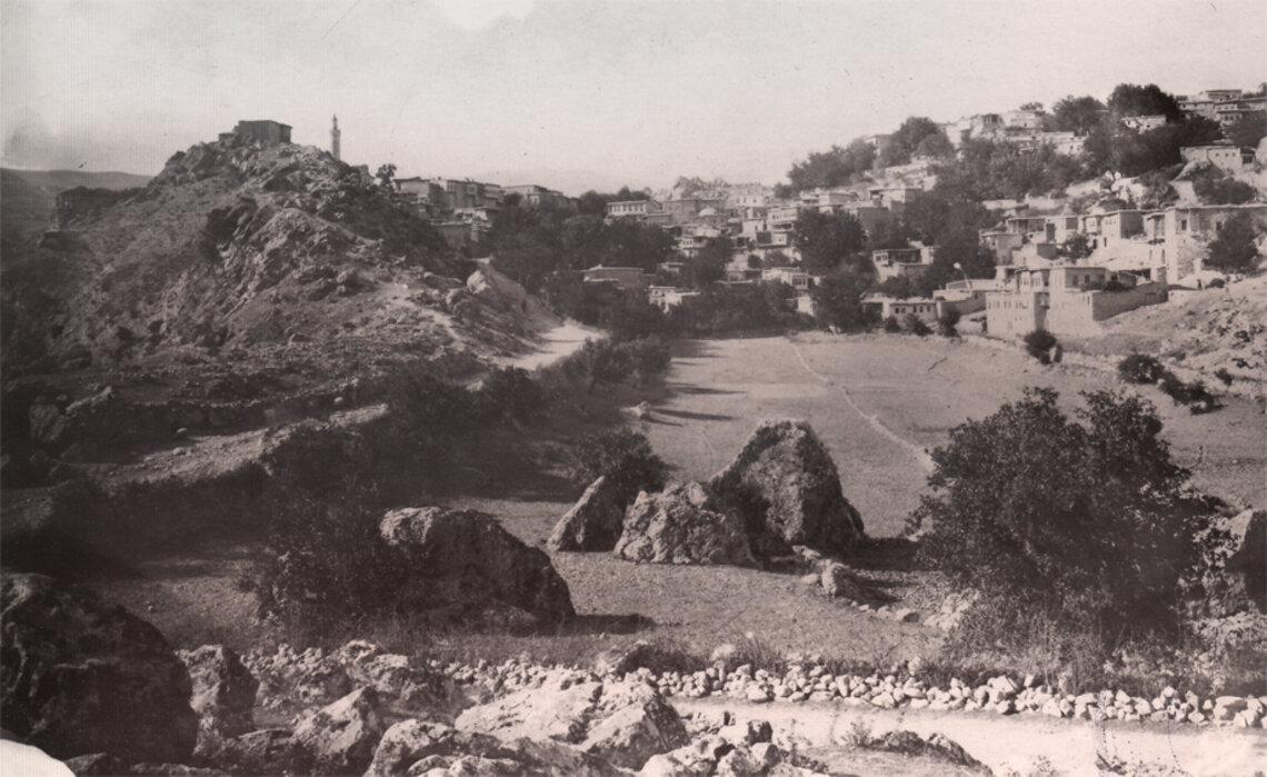 Çemişgezek, 1937 veya 1938 civarı (Kaynak: Kişisel koleksiyon)