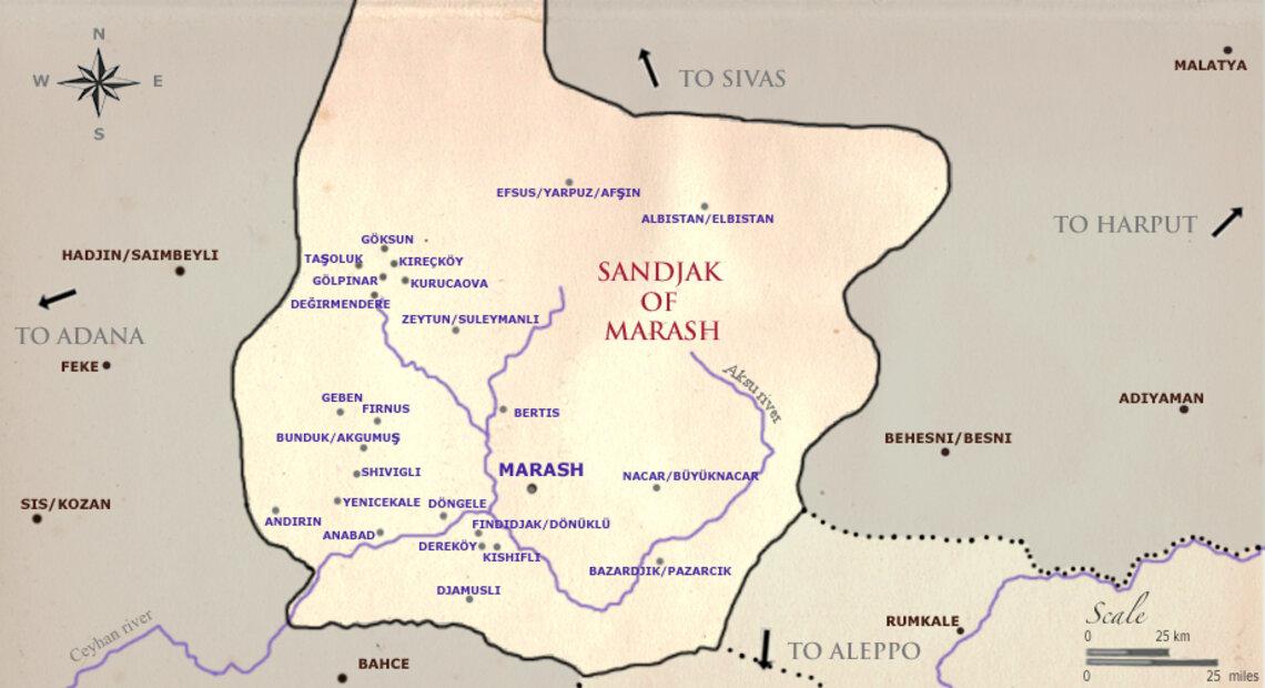 Sandjak of Marash