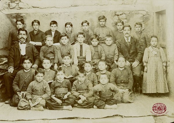 Les d bats d 39 armenian orphans in the care for Chambre de commerce francaise aux usa